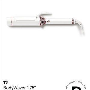 """NWT T3  1  1/4"""" White T3 Twirl"""